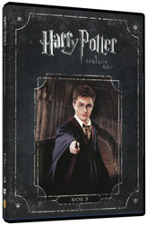 Harry Potter a Fénixův řád - 1xDVD