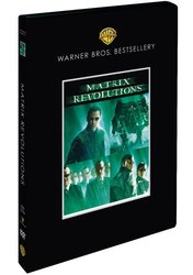 Matrix Revolutions (DVD) - Warner Bros. Bestsellery