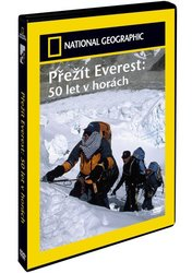 Přežít Everest: 50 let v horách (DVD) - National Geographic