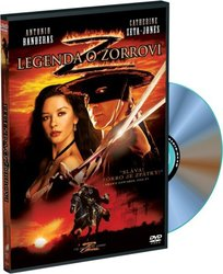 Legenda o Zorrovi (DVD)