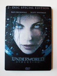 Underworld II: Evolution (2xDVD) - STEELBOOK