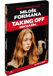 Taking Off / Odcházím (DVD)