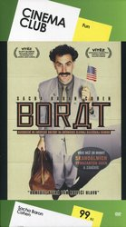 Borat (DVD) - edice Cinema Club