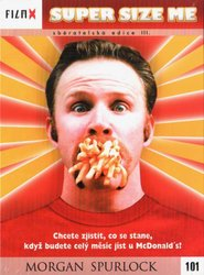 Super Size Me (DVD) - edice Film X