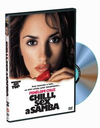 Chilli, sex a samba (DVD)