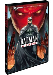 Batman vs. Red Hood (DVD)