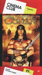 Barbar Conan (DVD) - edice Cinema Club