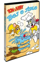 Tom a Jerry: Boj o jídlo (DVD)