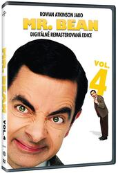 Mr. Bean 4 (DVD) - remasterováno