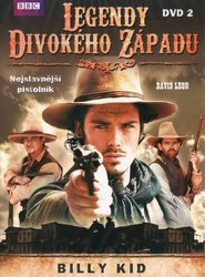 Legendy divokého západu (DVD 2) - Billy Kid