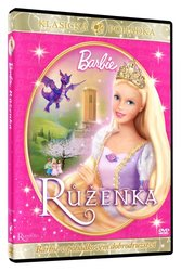 Barbie Růženka (DVD)
