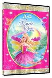 Barbie - Fairytopia a kouzlo duhy (DVD)