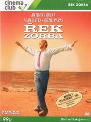 Řek Zorba (DVD) - edice Cinema Club