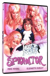 Austin Powers: Špionátor (DVD)