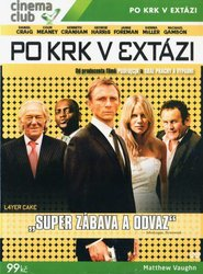 Po krk v extázi (DVD) - edice Cinema Club