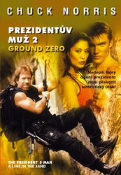 Prezidentův muž 2: Ground Zero (DVD)