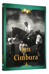Jan Cimbura (DVD) - digipack