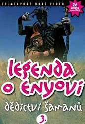 Legenda o Enyovi 3 (DVD)