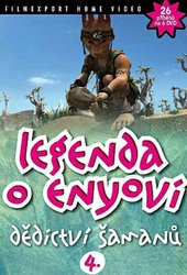 Legenda o Enyovi 4 (DVD)