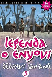 Legenda o Enyovi 5 (DVD)