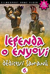 Legenda o Enyovi 6 (DVD)