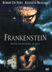 Frankenstein (1994) (DVD) - digipack