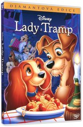 Lady a Tramp (DVD)
