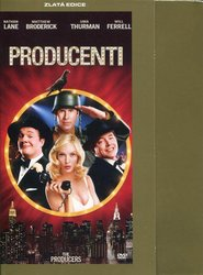 Producenti (DVD) - digipack