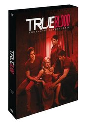 True Blood - Pravá krev 4. série - 5xDVD