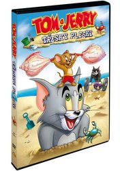 Tom a Jerry: Třesky plesky (DVD)