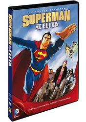 Superman vs Elita (DVD)