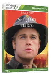 Sedm let v Tibetu (DVD) - edice Cinema Club