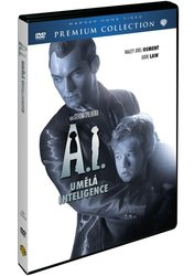 A.I. Umělá inteligence (DVD) - Premium Collection