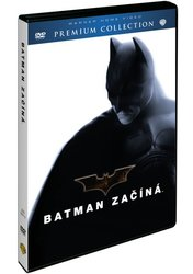 Batman začíná (DVD) - Premium Collection