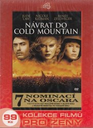 Návrat do Cold Mountain (DVD) - digipack