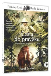 Cesta do pravěku (DVD) - digitalizovaná edice