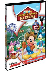 Disney Junior: Mickey a Donald na farmě (DVD)