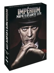 Impérium - Mafie v Atlantic City - 3. série 5 DVD