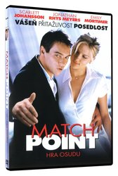 Match Point - Hra osudu (DVD)