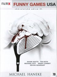 Funny Games USA (DVD) - edice Film X