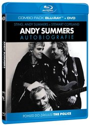 ANDY SUMMERS - Autobiografie (BLU-RAY + DVD)