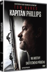 Kapitán Phillips (DVD)