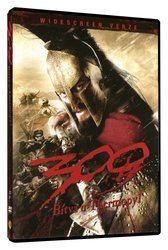 300: Bitva u Thermopyl (DVD)