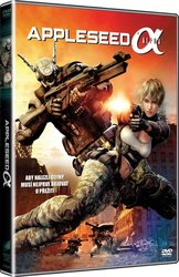 Appleseed Alpha (DVD)