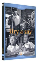 Hry a sny (DVD) - digipack