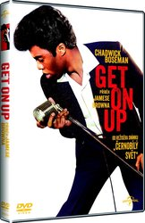 Get On Up - Příběh Jamese Browna (DVD)