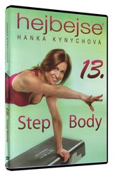 Hejbejse 13 - Step body (DVD)