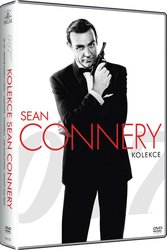 BOND - Sean Connery - kolekce (6 DVD)