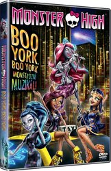 Monster High: Boo York (DVD)