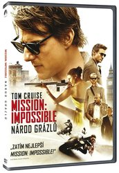 Mission: Impossible - Národ grázlů (DVD)